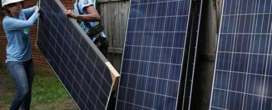 Fotovoltaico: tra 10 anni sarà la fonte meno cara