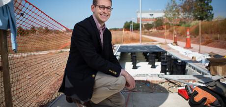 GW debutta Solar Walk on Campus Virginia Scienza e della Tecnologia