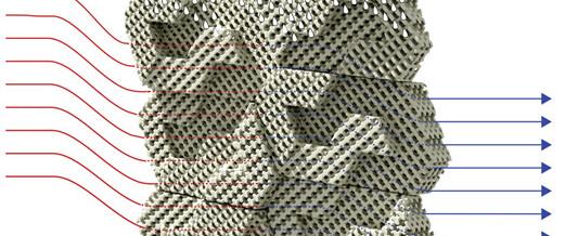 Condizionatori addio? Arrivano i mattoni stampati in 3D che rinfrescano l'aria