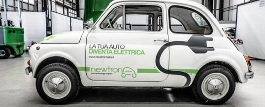Vuoi l'auto elettrica? Ora puoi convertire la tua